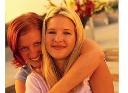 photo of 2 girls